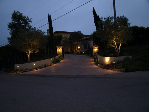 Outdoor Lighting Oak Park Fixtures