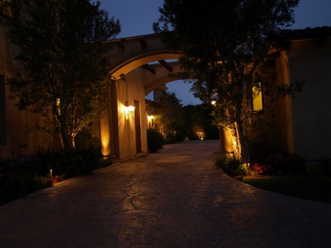 Outdoor Lighting Oak Park Modern Outdoor  Lighting