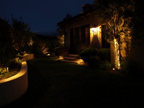 Outdoor Lighting Oak Park Landscape Lights